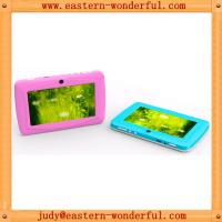 China 4.3'' MP4 player or very mini tablet pc touch screen with children style and dual cameras on sale