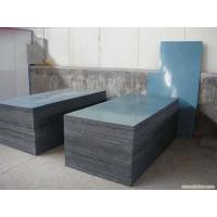 Quality grey color rigid polypropylene plastic sheet 1500x3000mm for chemical tank for sale