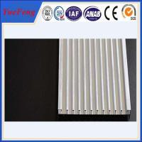 Quality Good aluminum heat sink extrusion profiles supply CAD drawing aluminum heatsink factory for sale