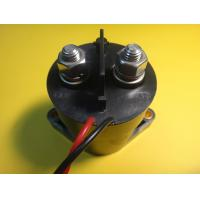 Quality Sealed Small Light High Voltage DC Contactor used in AD or DC power supply switch for sale