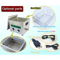 Quality 0.8L - 30L Ultrasound Professional Eyeglass Cleaner, Optical Ultrasonic Cleaner for sale