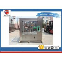 High Precise Liquid Food Tin Can Filling Sealing Machine 220V 50/60Hz