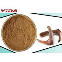 Quality Velvet Antler Extract Male Performance Enhancement Supplements Improves Blood Circulation for sale
