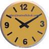 good quality analog slave clocks,big wall analogue clocks,oversize round wall clock/ GOOD CLOCK YANTAI)TRUST-WELL CO LTD for sale
