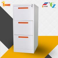 Quality Luoyang factory supply KD 3 drawer filing cabinet / vertical file cabinet for sale