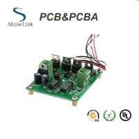 Quality Impedance control 2 Layer PCB Board  Assembly with enclosure service for sale