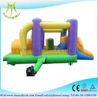 Quality Hansel Commercial Giant Compound Inflatable Bouncer for Adult and Kids for sale