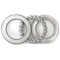 Buy Axial Single Thrust Ball Bearing Low Friction Precision 51408 For Jacks at wholesale prices