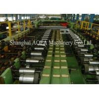 Buy Discontinious PU Sandwch Panel Production Line , Sandwich Panel Roll Forming Machine at wholesale prices