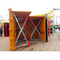 Quality Economic  Tunnel Formwork System Modular Size / Specific Project Design for sale