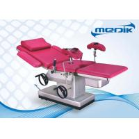 Quality Semi Electric Obstetric Chair , Gynecology Patient Examine Table for sale