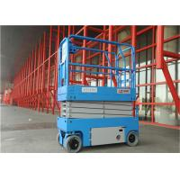 Automatic Electric Scissor Lift Nice Appearance Compact Structures High Stability for sale