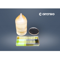 Buy cheap Faraday Polarizer High Isolation Magneto Optical TGG Single Crystals from wholesalers