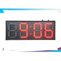 Quality Huge Led Digital Wall Clock Battery Operated Led Display Timer for sale