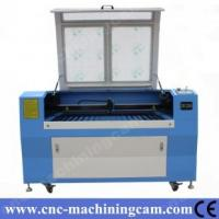 Quality ZK-1290-80W balde working table cheap cnc laser machine for bamboo 1200*900mm for sale