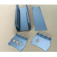 Quality Sand Acid Oxidation Aluminium Enclosures Aluminum Heat Sink 48*148*130 mm for sale