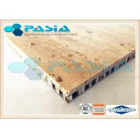 High Stability Honeycomb Stone Panels With Edge Open Soundproof Heat Insulation