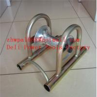 Quality Laying cables in ducts - Guide roller  Aluminum Roller for sale