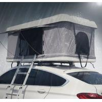 China Hard shell Rooftop Tent Car Camping Tent 4x4 offroad For 4 Person Heavy Duty Hydraulic on sale