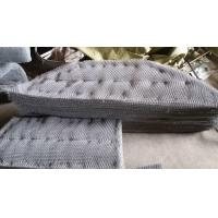 Quality SS316 Knitted Wire Mesh  Mister Pad For Condensate Flash Separator for sale