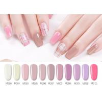 Buy cheap Multi Sweet Colors UV LED Gel Nail Polish Oder Free Lasting Time A Month from wholesalers