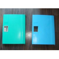 Buy cheap 8 Tier Blue ABS Plastic Lockers Swimming Pool Lockers With Combination Lock from wholesalers
