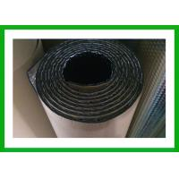 Quality 6.5mm XPE Adhesive Backed Insulation Sound Barrier / Moisture for sale
