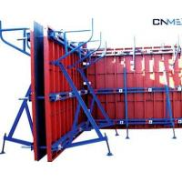 Quality Single - Side Climbing Formwork With Economical And Safe Anchoring System for sale