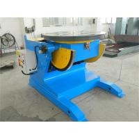 Quality Rotary & Tilting Welding Turn Table Positioner for sale