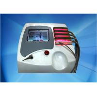 Mini Diode Lipo Laser Vacuum Slimming Machine / Liposuction Equipment 50Hz / 60Hz for sale