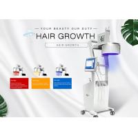 Quality Beauty Salon Laser Hair Regrowth Machine / 650nm 808nm Hair Transplant Equipment for sale