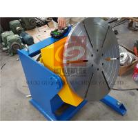 China 300KG Rotary Welding Positioner with France Schneider Inverter for Metal Fabrication on sale