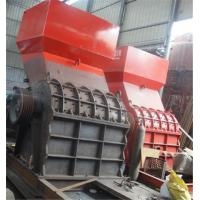 Quality Large Semi - Automatic Scrap Metal Crusher Machine For Raw Materials for sale