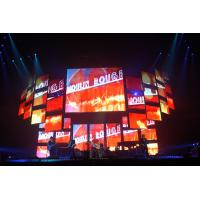Quality Lightweight Full Color P6 Super Slim Led Display For Mobile stage or advertising screen for sale