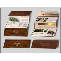 Tri- Fold Brochure or Booklet Printing Service in Beijing China for sale