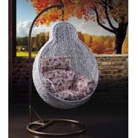 Quality Rattan swing chair hanging chair patio swing egg chair swing for sale