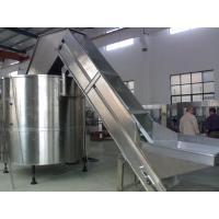 Quality PET Bottle Unscrambler and Automatic Big Round Plastic Bottle Unscrambler Sorting Machine for sale