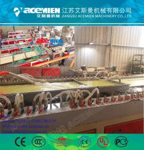 Quality Plastic pvc profile machine/plastic panels for walls for sale