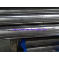 Quality Nikel Alloy Pipe, Incoloy 800, 825,880, Inconel 600,601,625,718. Monel 400, 17-4PH,Seamless ,Welded for sale