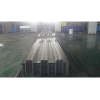 China Building Floor Deck Forming High Duty Metal Deck Roll Forming Machine Auto Control High Working Efficiency on sale