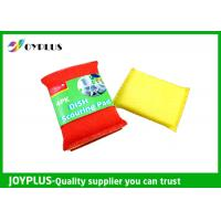 Quality JOYPLUS Disposable Dish Washing Pad , Nylon Cleaning Pad High Absorbent for sale