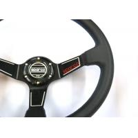 Buy Easy Installation Quick Release Steering Wheel Build - In Iron Ring And Horn at wholesale prices