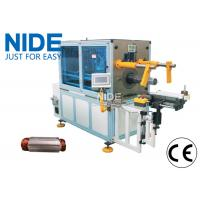Quality Automatic Horizontal Coil Inserting Machine With Wedge Feeding Mode for sale