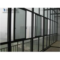 Quality Light Bronzer  Aluminum Window Extrusion Profiles With Fininished Machining for sale