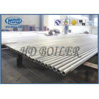 Quality High Efficient Heat Exchanger Water Tube Boiler Parts Painted Waterwall Panel for sale