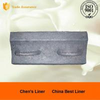 Quality Steel Shell Mill Liners High Efficiency Hardness HRC33-43 Checked by UT Test for sale