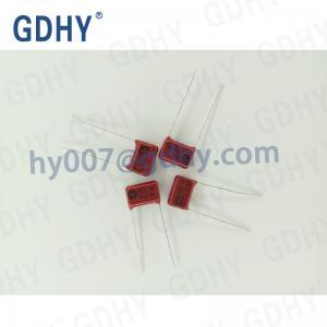Quality 0.0056UF 1250VDC CBB Polypropylene Film Capacitor for sale