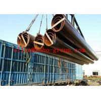 Quality TOBO STEEL Group 600grit Polished Welded Stainless Steel Pipe For Decoration 201 / 304 / 410 / 430 Grade for sale