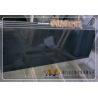 Polished G684 Black Basalt Slabs for sale