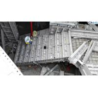 Quality Light Weight Concrete 65 Aluminium Formwork System With Plywood Formwork for sale